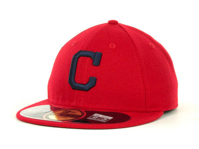Cleveland Indians MLB Low Crown AC Performance 59FIFTY Cap Hats