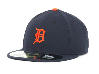 Detroit Tigers MLB Low Crown AC Performance 59FIFTY Cap Hats