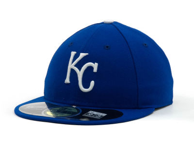 Kansas City Royals MLB Low Crown AC Performance 59FIFTY Cap Hats