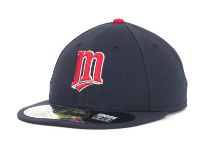 Minnesota Twins MLB Low Crown AC Performance 59FIFTY Cap Hats