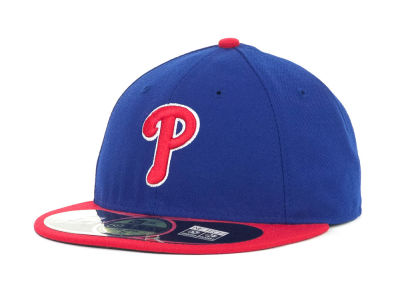Philadelphia Phillies MLB Low Crown AC Performance 59FIFTY Cap Hats
