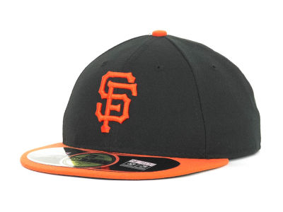 San Francisco Giants MLB Low Crown AC Performance 59FIFTY Cap Hats