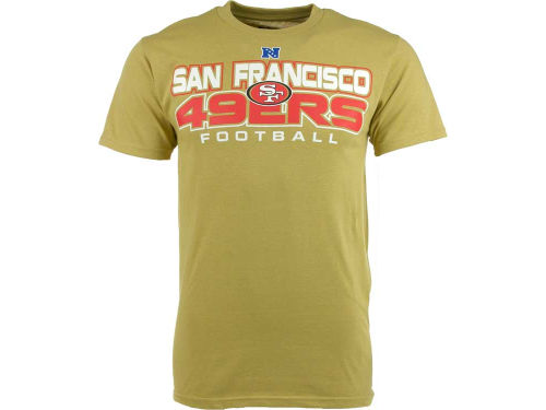 San Francisco 49ers VF Licensed Sports Group NFL All Time Great IV T-Shirt