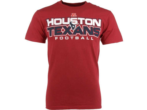 Houston Texans VF Licensed Sports Group NFL All Time Great IV T-Shirt