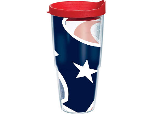 Houston Texans Tervis Tumbler 24oz. Colossal Wrap Tumbler