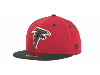 Atlanta Falcons NFL 2 Tone 59FIFTY Cap Hats