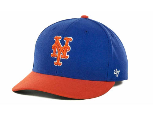 New York Mets '47 Brand MVP Hats