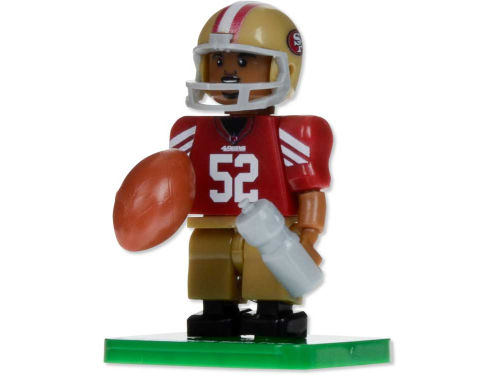 San Francisco 49ers Patrick Willis NFL OYO