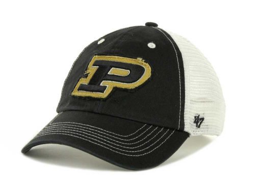 Purdue Boilermakers '47 Brand NCAA Blue Mountain Franchise Cap Hats