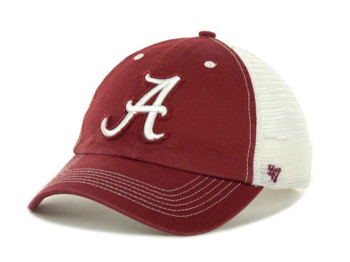 Alabama Crimson Tide '47 Brand NCAA Blue Mountain Franchise Cap Hats