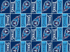 Tennessee Titans Gift Wrap Holiday