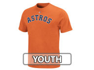 Majestic MLB Youth Official Wordmark T-Shirt T-Shirts