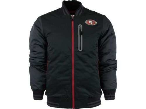 San Francisco 49ers Nike NFL Reversible Destroyer OW Jacket