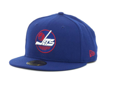 Winnipeg Jets NHL Custom Collection 59FIFTY Cap Hats