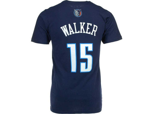 Charlotte Bobcats Kemba Walker NBA Player T-Shirt