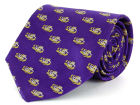 LSU Tigers 1 Tone Necktie Apparel & Accessories