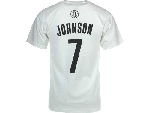 Brooklyn Nets Joe Johnson NBA Player T-Shirt