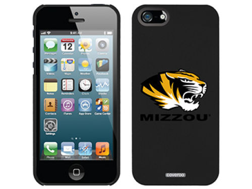 Missouri Tigers Coveroo Iphone 5 Snap On Case
