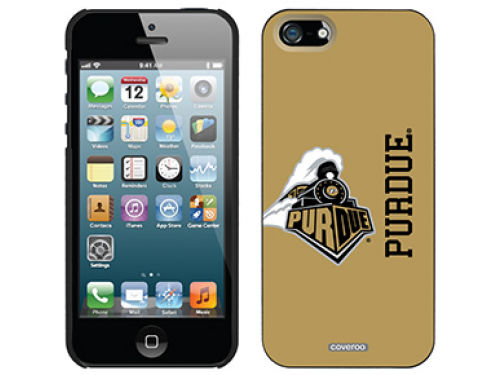 Purdue Boilermakers Iphone 5 Snap On Case