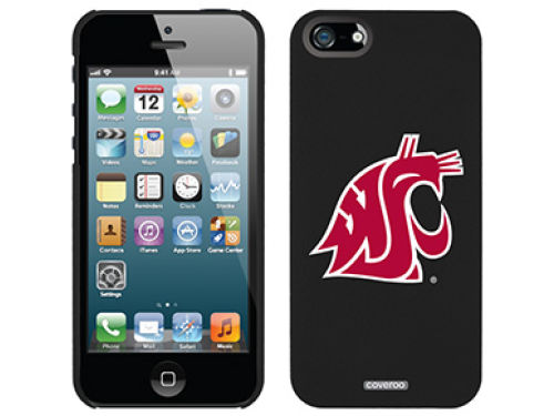 Washington State Cougars Coveroo Iphone 5 Snap On Case