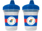 Kansas Jayhawks MLB Sippy Cup 2 pack Newborn & Infant