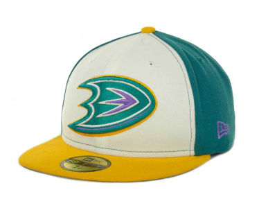 Anaheim Ducks NHL Custom Collection 59FIFTY Cap Hats