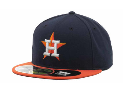Houston Astros MLB Authentic Collection 59FIFTY Hats