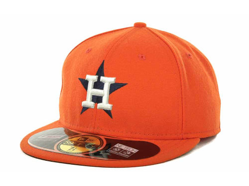 Houston Astros New Era MLB Authentic Collection 59FIFTY Hats