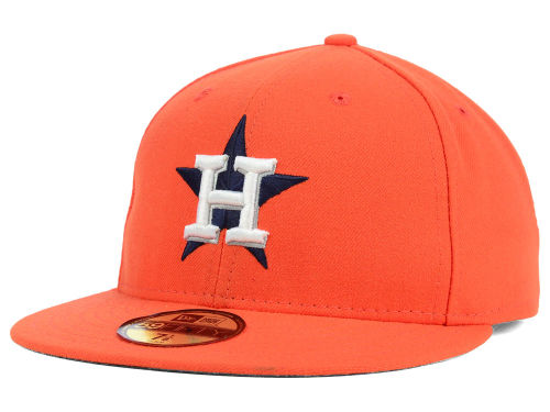 Houston Astros New Era MLB Authentic Collection 59FIFTY Cap Hats