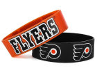Philadelphia Flyers Aminco Inc. Wide Bracelet 2pk Gameday & Tailgate