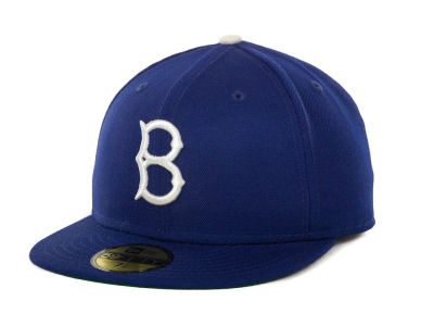 Brooklyn Dodgers MLB NEFS Basic 59FIFTY Cap Hats
