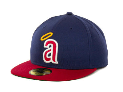 Los Angeles Angels of Anaheim MLB NEFS Basic 59FIFTY Cap Hats