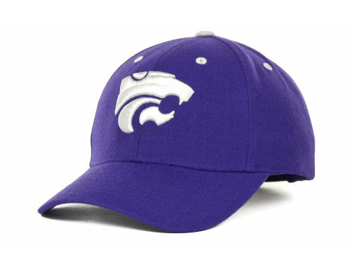 Kansas State Wildcats Top of the World NCAA 12 Trip Conference Cap Hats