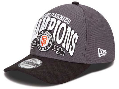 San Francisco Giants 2012 World Series LR Youth 39THIRTY Cap Hats