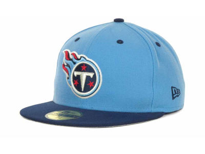 Tennessee Titans NFL 2 Tone 59FIFTY Cap Hats