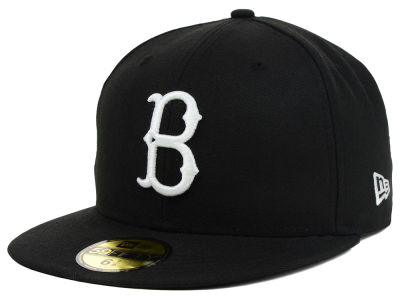 Brooklyn Dodgers MLB B-Dub 59FIFTY Cap Hats