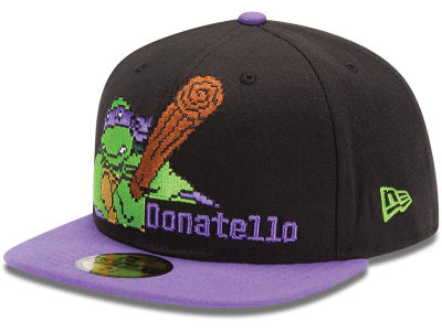 Teenage Mutant Ninja Turtles TMNT Official Digital 59FIFTY Cap Hats