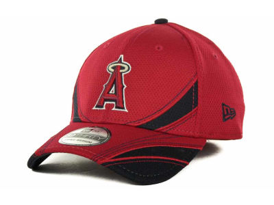 Los Angeles Angels of Anaheim MLB Spring Tech 39THIRTY Cap Hats