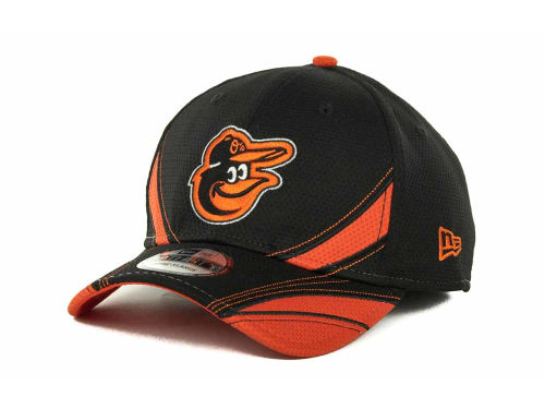 Baltimore Orioles New Era MLB Spring Tech 39THIRTY Cap Hats