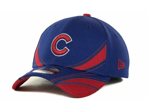 Chicago Cubs New Era MLB Spring Tech 39THIRTY Cap Hats