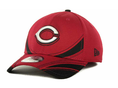 Cincinnati Reds MLB Spring Tech 39THIRTY Cap Hats