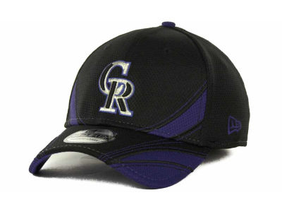 Colorado Rockies MLB Spring Tech 39THIRTY Cap Hats