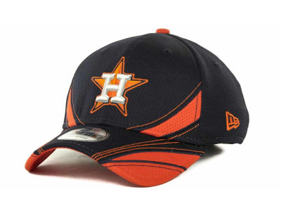Houston Astros MLB Spring Tech 39THIRTY Cap Hats