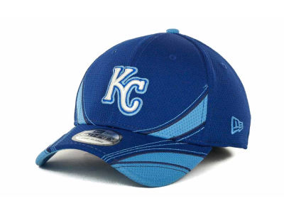 Kansas City Royals MLB Spring Tech 39THIRTY Cap Hats