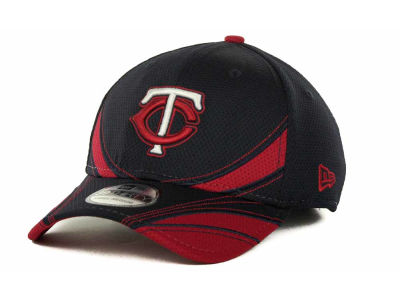 Minnesota Twins MLB Spring Tech 39THIRTY Cap Hats