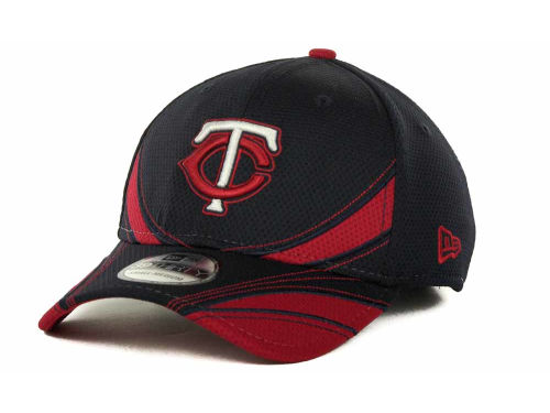 Minnesota Twins New Era MLB Spring Tech 39THIRTY Cap Hats