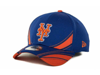 New York Mets MLB Spring Tech 39THIRTY Cap Hats