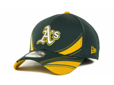 Oakland Athletics MLB Spring Tech 39THIRTY Cap Hats