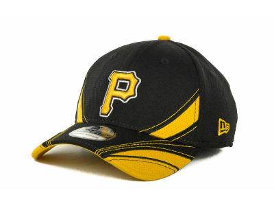 Pittsburgh Pirates MLB Spring Tech 39THIRTY Cap Hats