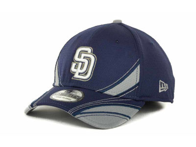 San Diego Padres MLB Spring Tech 39THIRTY Cap Hats